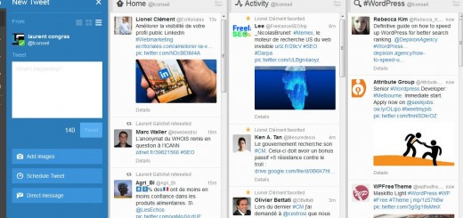 outils de gestion de vos tweets